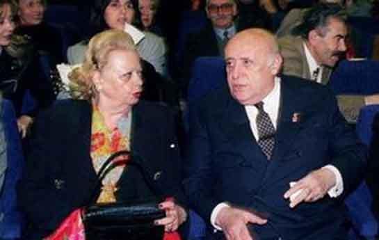 Süleyman Dəmirəlin xanımı vəfat etdi