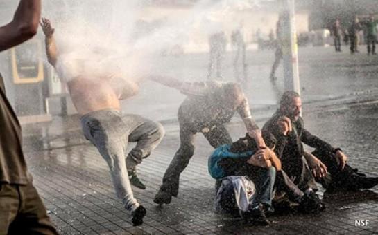Türkiyə-olaylara baxış-