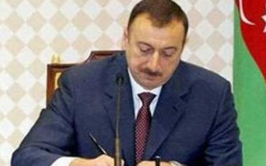 Prezident hərbi xidmətə çağırış haqqında sərəncam imzaladı