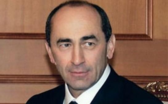 Köçəryan Qarabağa gedib
