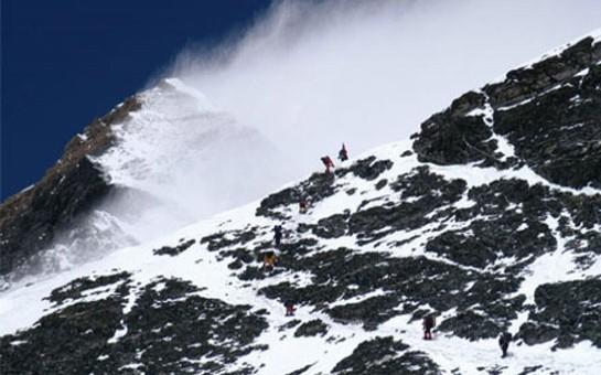 Himalayda Azərbaycan alpinistlərinə silahlı hücum -