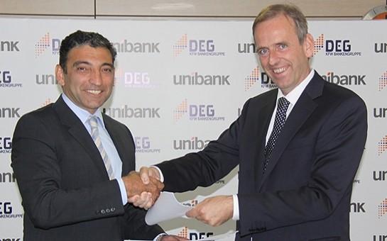 Unibank: DEG-lə əməkdaşlıqda yeni mərhələ