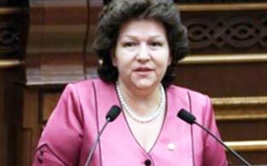 Ermənistan Parlamentində Xocalı işğalı bəyanatı