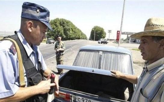 Şimal bölgəsində polis postları qurulub, maşınlar ciddi yoxlanılır...