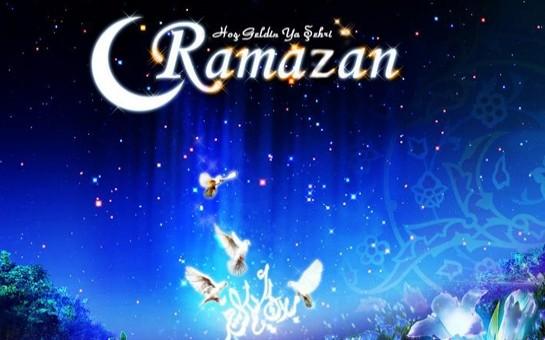 Ramazan ayında –