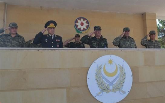 Azərbaycanla Türkiyə birgə hərbi təlimlərə başladı -