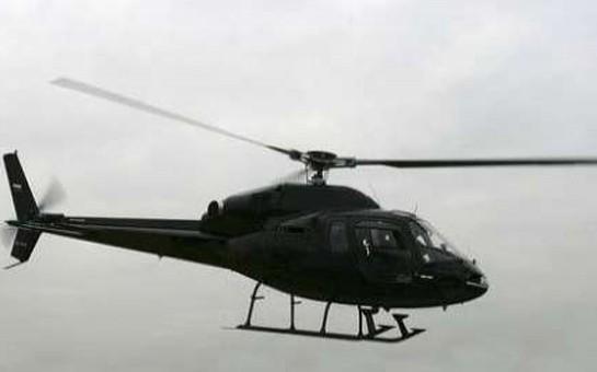 Helikopter qəzaya uğradı: