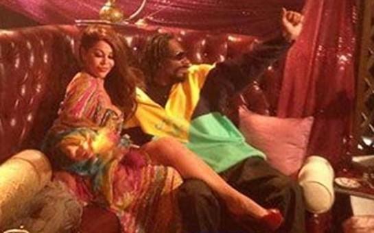 Snoop Dogg Aygün Kazımovadan utanır?