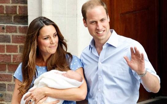 Yeni Britaniya şahzadəsinin ilk-