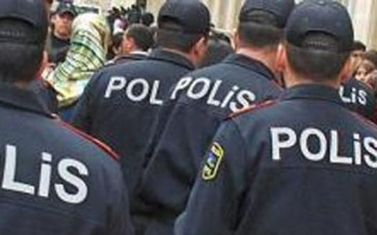 Bakıda polis avaraları həbs etdi