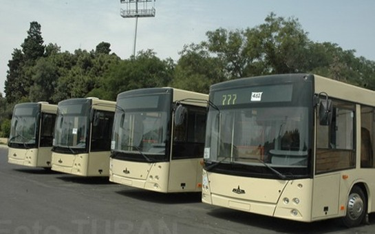 Azərbaycana 1500 ədəd yeni avtobus gətiriləcək
