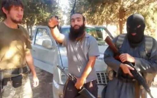 Suriyada döyüşən azərbaycanlılar-