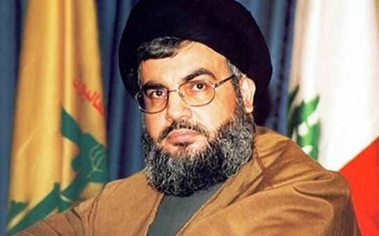 """""""Hizbullah"""" lideri 1 ildən sonra göründü"""