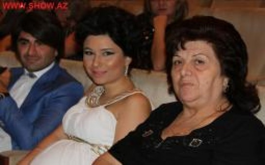 """""""Dilavər balamı qucağıma almışam"""" -"""