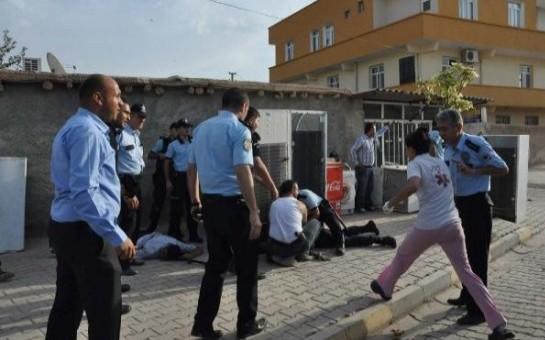 Azərbaycanlılarla qazaxlar arasında kütləvi dava