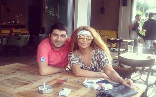 Tanınmış prodüser Aygün Kazımova ilə İstanbulda –
