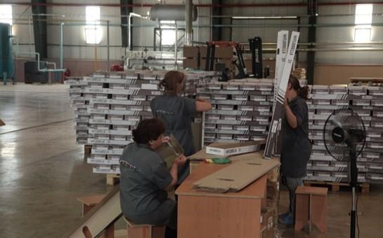 Azərbaycanda laminat istehsalı başladı -