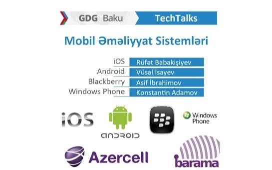 """Azercell növbəti """"Baku TechTalks"""" layihəsini elan edir"""