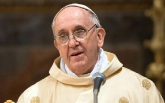 Papadan Suriya üçün dua çağırışı