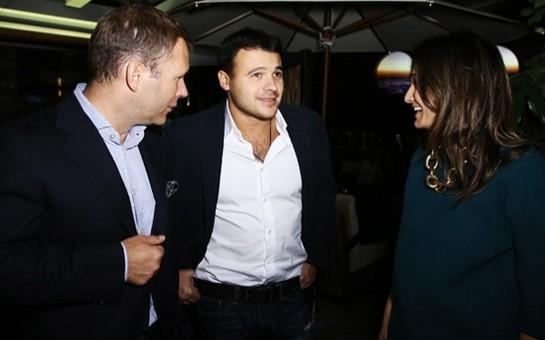 Emin və Aysel moda gecəsində -