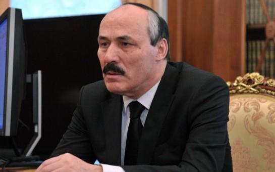 Dağıstanın yeni prezidenti seçildi
