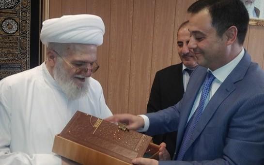 """""""Qazi Qarabağ azani"""" İranda səslənəcək"""