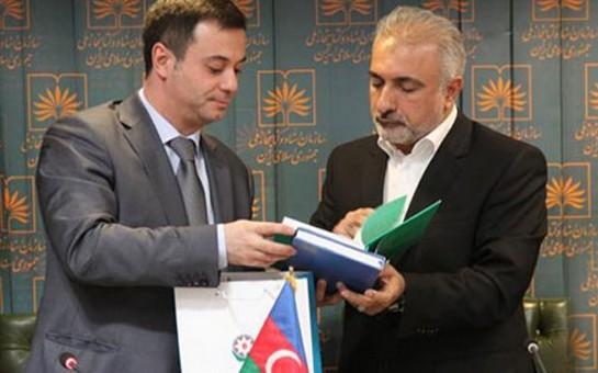 Elşad İskəndərov prezidentin müşaviri ilə görüşdü