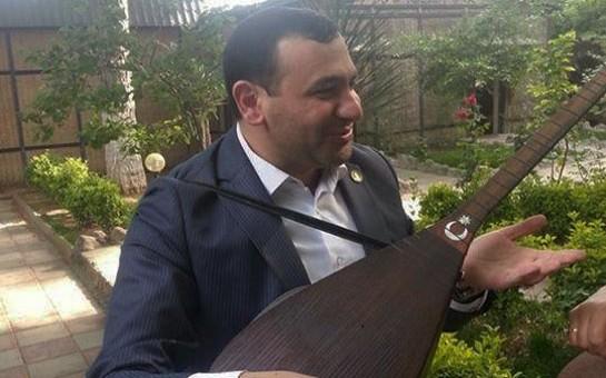 Aşıq Namiq konsertə hazırlaşır