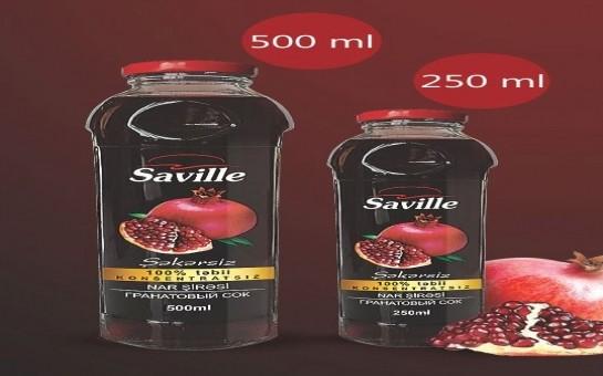 """""""Saville"""" nar şirələri artıq satışda"""