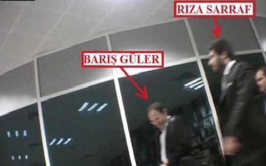 Nazir oğlunun və Rza Zərrabın rüşvət alma görüntüləri ortaya çıxdı-