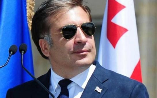 Saakaşvili Ukraynada saxlanılıb -