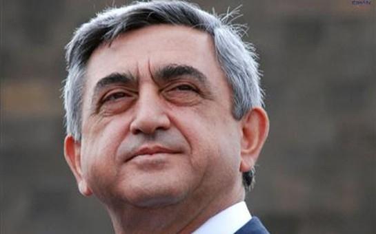Sarkisyan müxalifət liderini səfir təyin etdi