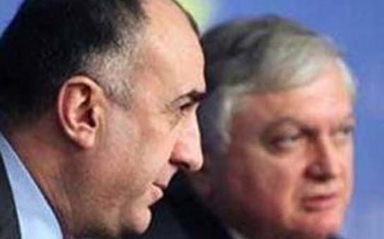 Məmmədyarovla Nalbandyanın görüş vaxtı açıqlandı