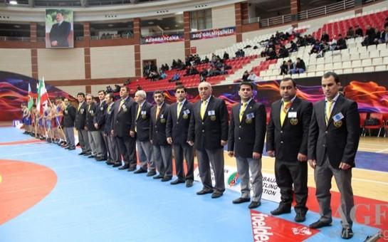 5 qızıl, 6 gümüş və 8 bürünc medal