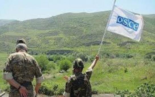 ATƏT-in Minsk qrupundan cəbhədəki gərginliyə-
