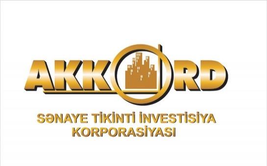 """""""Akkord""""un ikinci dəfə buraxdığı 50 mln. manatlıq korporativ istiqrazları tam yerləşdirilib"""