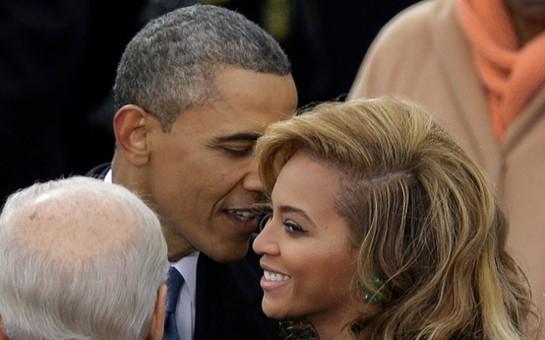 Obama Beyonsla eşq yaşayır: İddia-