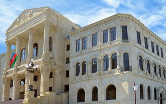 Auditorlar Palatasının Gəncə direktoruna cinayət işi açıldı