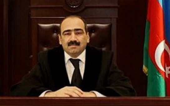 Prezidentin sərəncamı ilə işdən qovulan hakim haqqında-