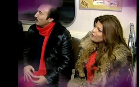 Birinci dəfə metroya minən azərbaycanlı müğənni –