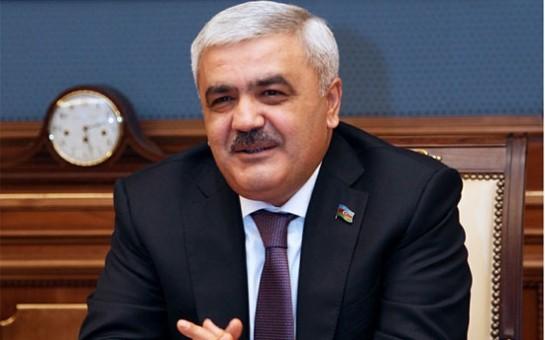 Rövnəq Abdullayev yeni binalara qazın verilməməsindən danışdı