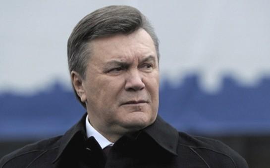 Yanukoviçin ailəsi ölkəni iki təyyarə ilə tərk etdi
