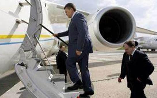 Yanukoviç və Pşonka rəsmi şəkildə axtarışa verildi
