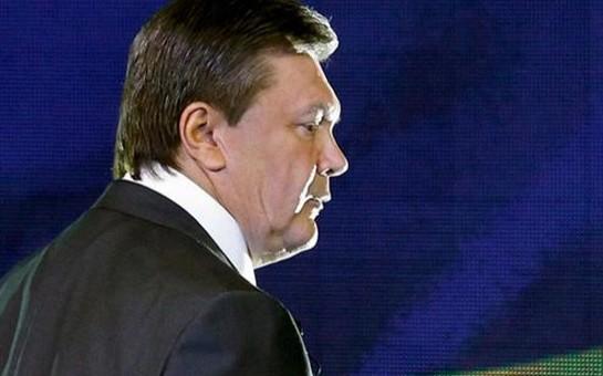 Yanukoviç sanatoriyada