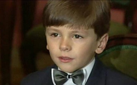 16 yaşlı oğlan Putinin hədiyyəsini geri qaytarır-