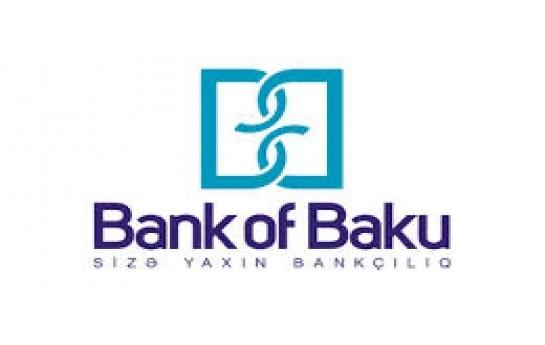 """""""Bank of Baku""""nun səhmdarlarının yığıncağı keçirilib"""