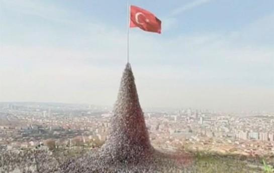 Türkiyəyə səs salan reklam oğurluq çıxdı -