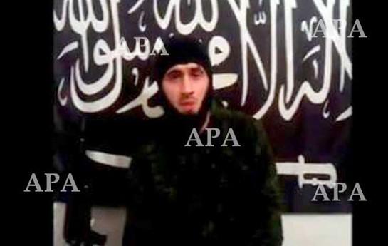 Dağıstanda azərbaycanlı terrorçu öldürüldü-