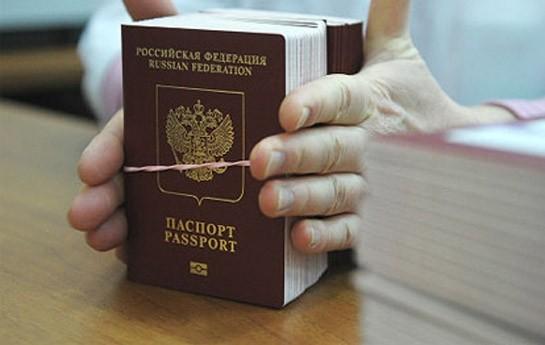 Gürcüstan ermənilərinə Rusiya pasportları paylanılır