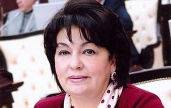 Rəbiyyət Aslanova danışdı-